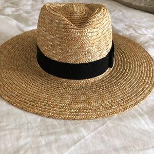 Brixton Joanna Hat - Honey